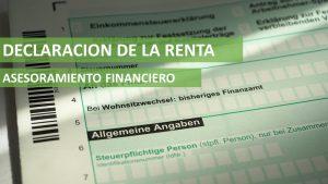 Declaración de la Renta en Torrent